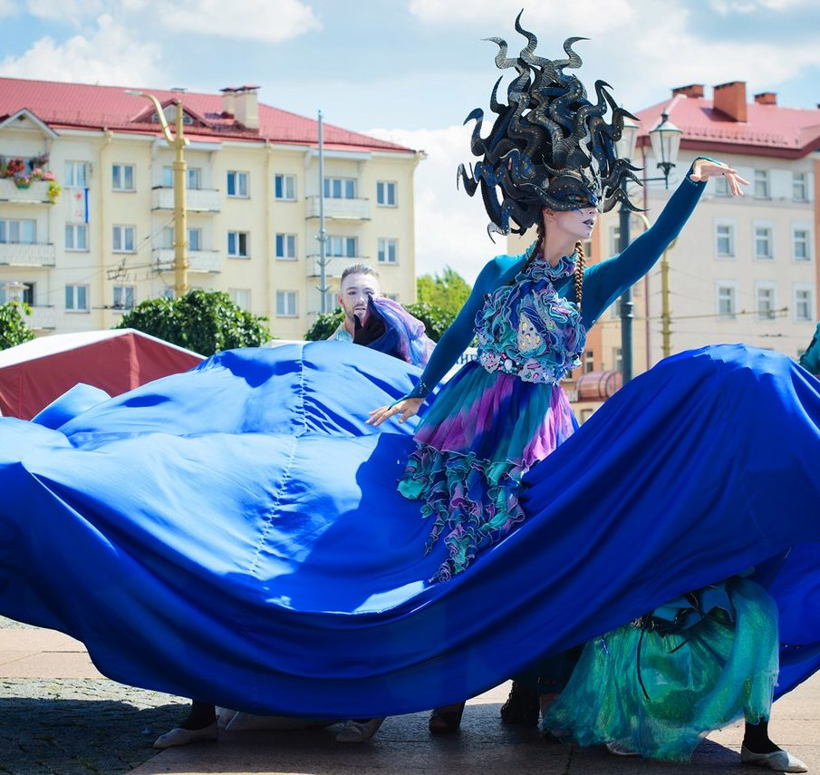 Культурное пространство фестиваля, как способ продвижения бренда. VII Биг-Мини-фестиваль уличного искусства пройдет в Гродно