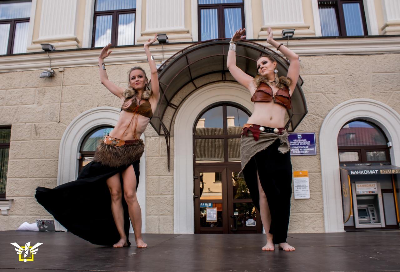 Биг Мини фестиваль уличного искусства в Гродно