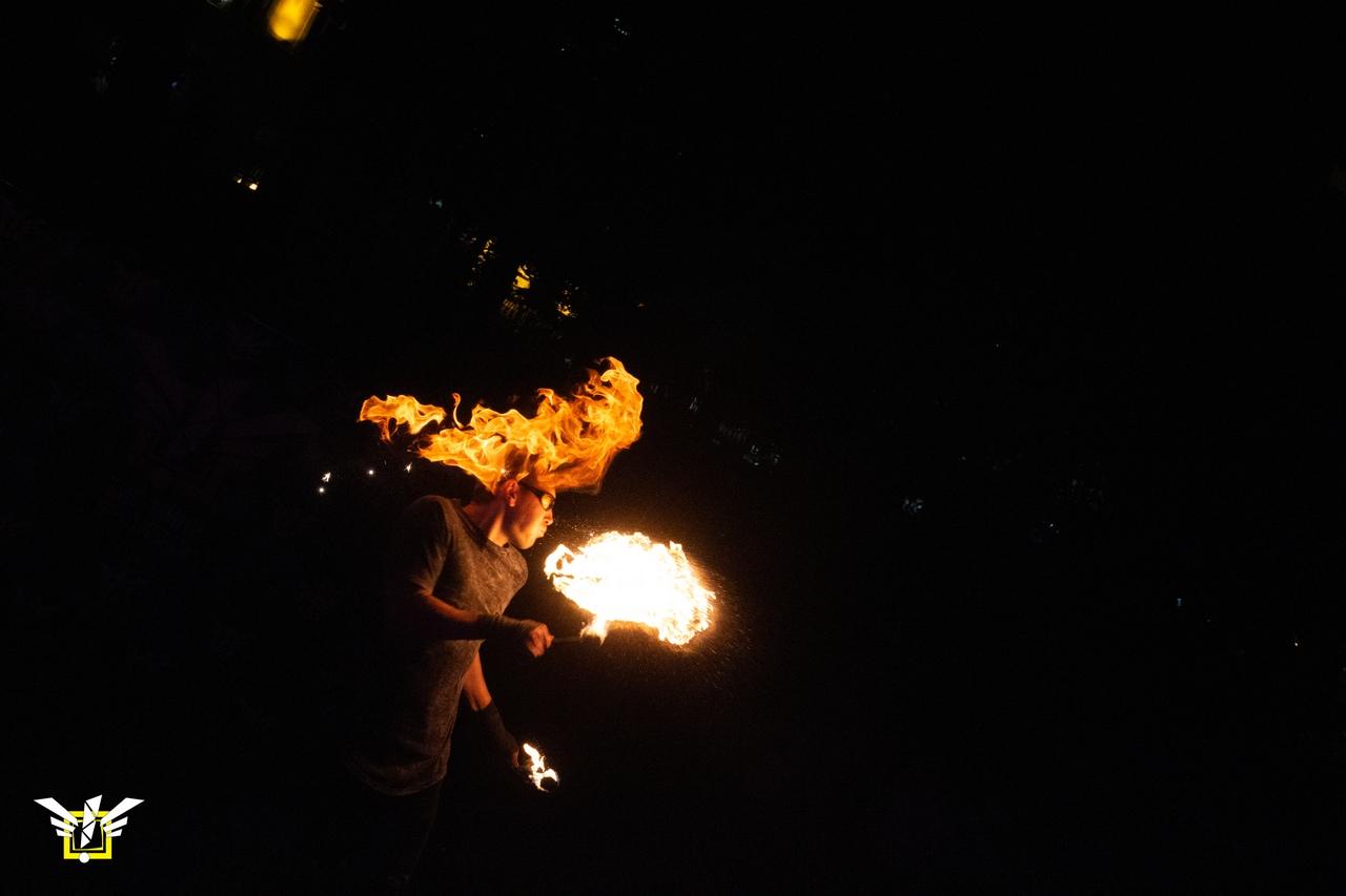 Биг Мини фестиваль уличного искусства в Гродно Ergo Bibamus